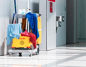 janitorial services in pinellas county
