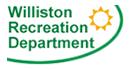 Williston Recreation Department
