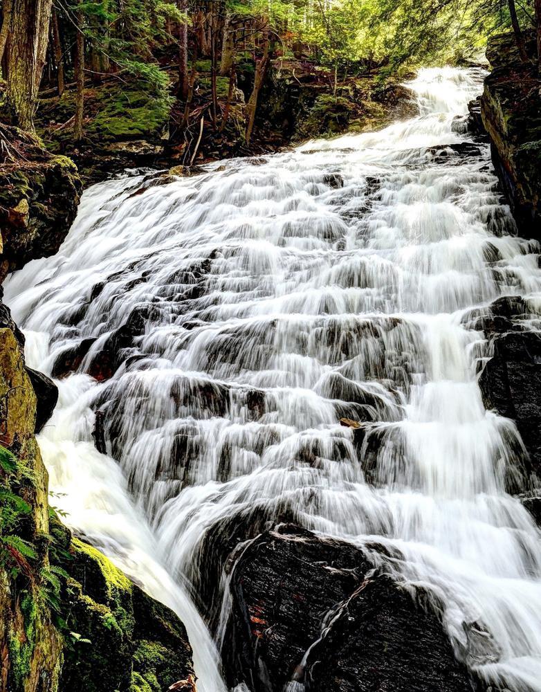 Thundering Falls. Photo credit: Phil Bobrow.