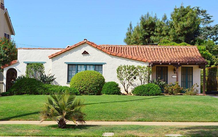 the exterior of a home in sacramento california