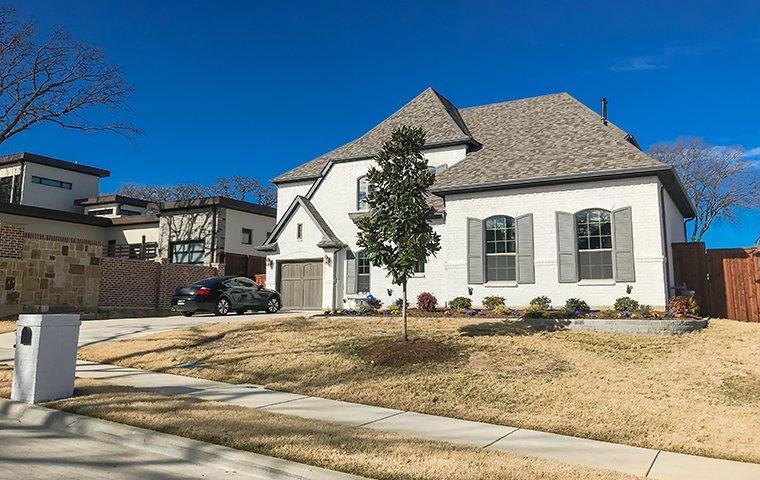 the exterior of a home in san antonio texas