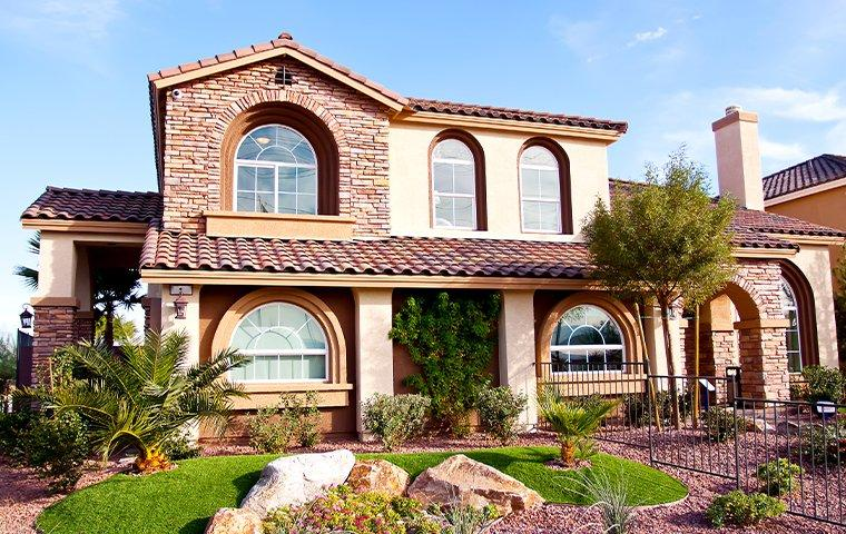 street view of a home in carefree arizona
