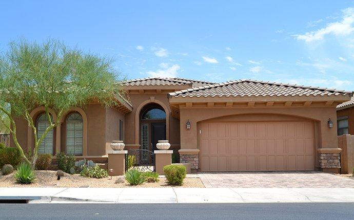 a large home in goodyear arizona