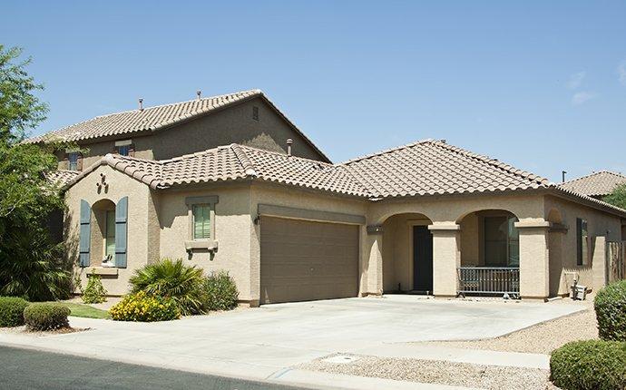 street view of a home in maricopa az