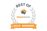 best of 2020 home advisor award winner logo