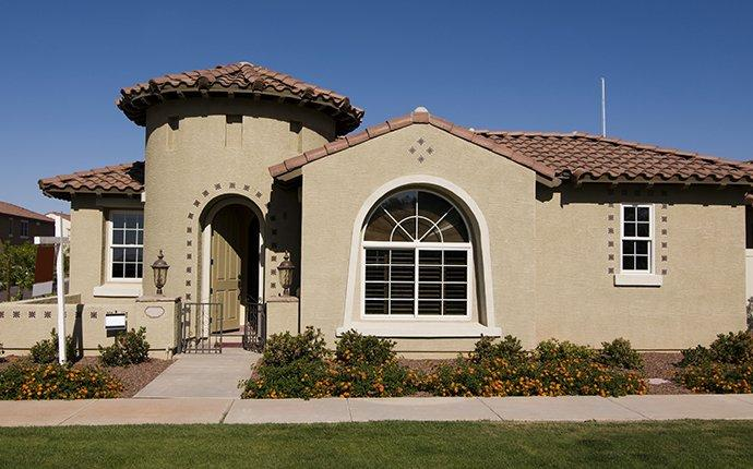 a home in sun lakes nevada protected by pest control solutions