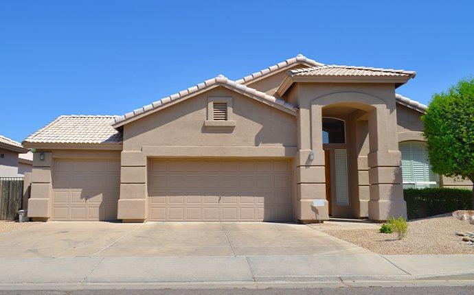 a home in tucson arizona