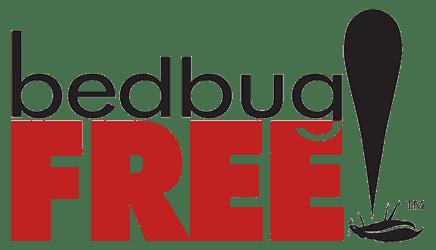 bed bug free logo