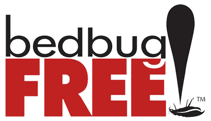 bed bug free logo