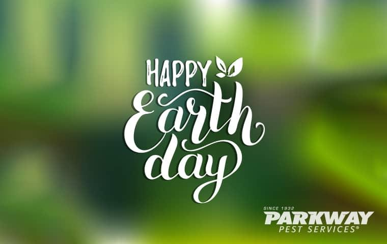 celebrating earth day with parkway