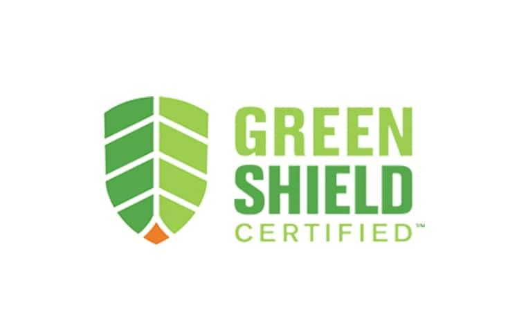 green shield certified logo