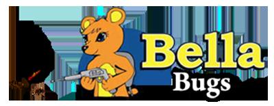 bella bugs logo