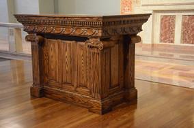 Custom altar 1