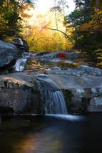 waterfall fall a