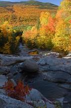 waterfall in fall 3