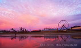 oob sunset wheel