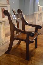 chair at saint ann's 1