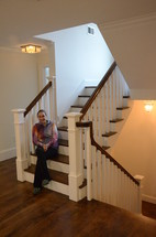 talia scituate stairs 2