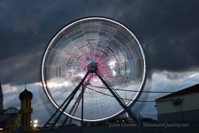 spinning wheel oob