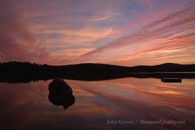 purple sunset wilton