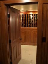 wine cellar exterior