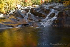 waterfall in fall 6