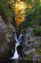 waterfall in fall 5