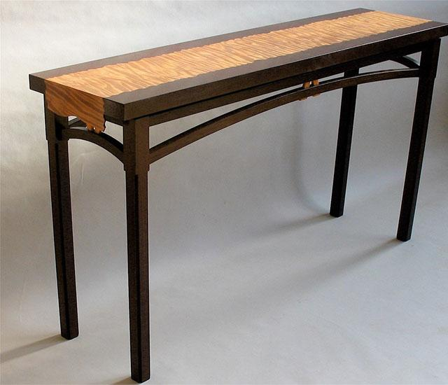 """Console Table, 36""""h  x  60""""w  x  14""""d"""