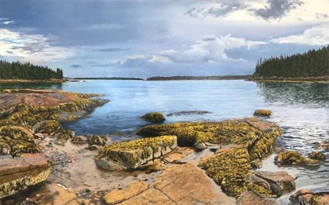 Dashing Squall, Bracy's Cove