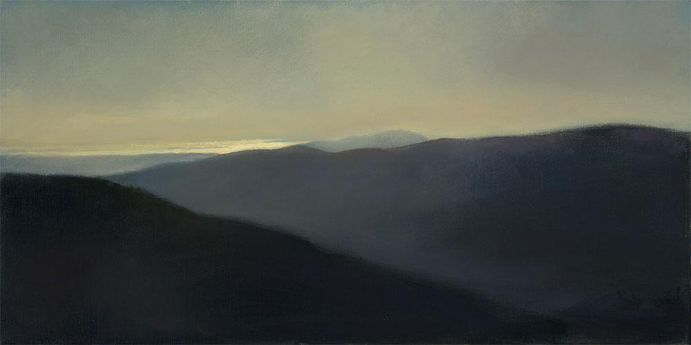 Evening Light, Acadia