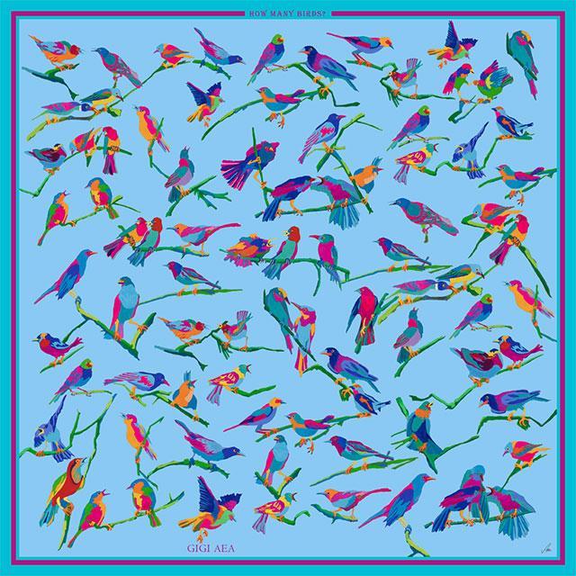 How Many Birds