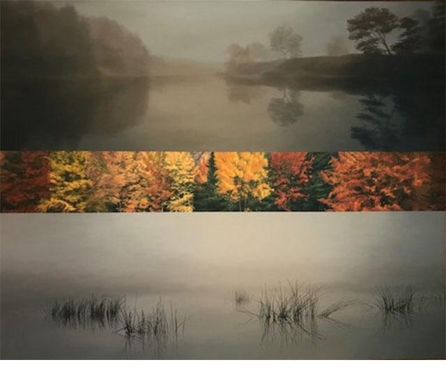 Autumn, Little Long Pond