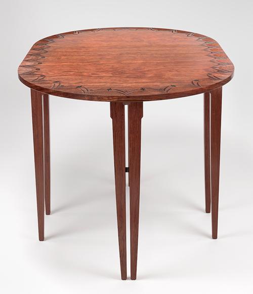 Swing Leg Table