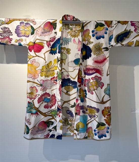 Monaco Long Kimono