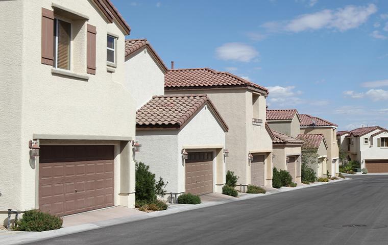 houseson a street