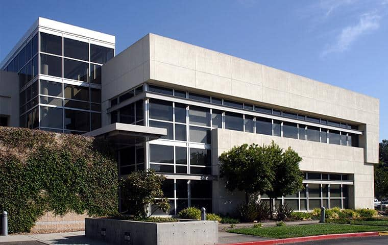 commercial office building in turlock california