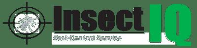 insect iq logo pest control company serving modesto california