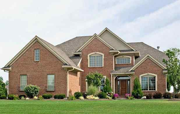 street view of a large brick home in colleyville texas