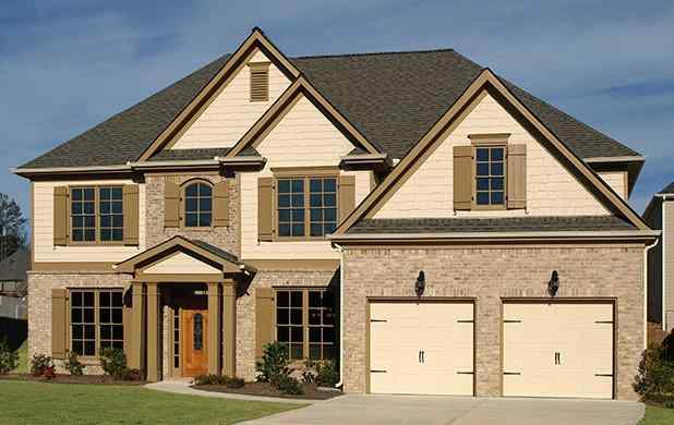 street view of a home in flower mound texas