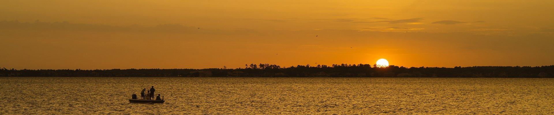 sunset of conroe texas