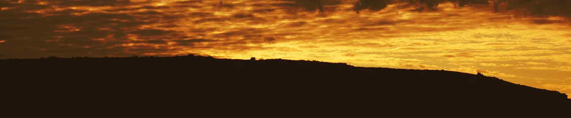 sunset in hurst texas