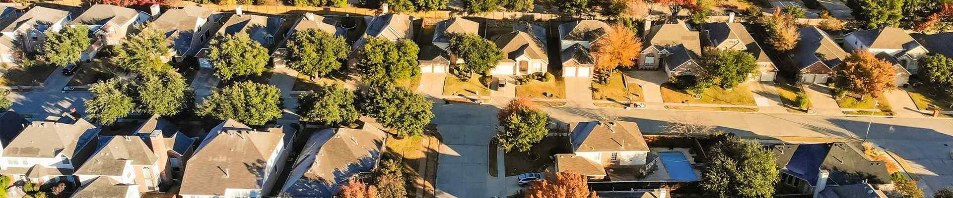 suburban homes in justin texas