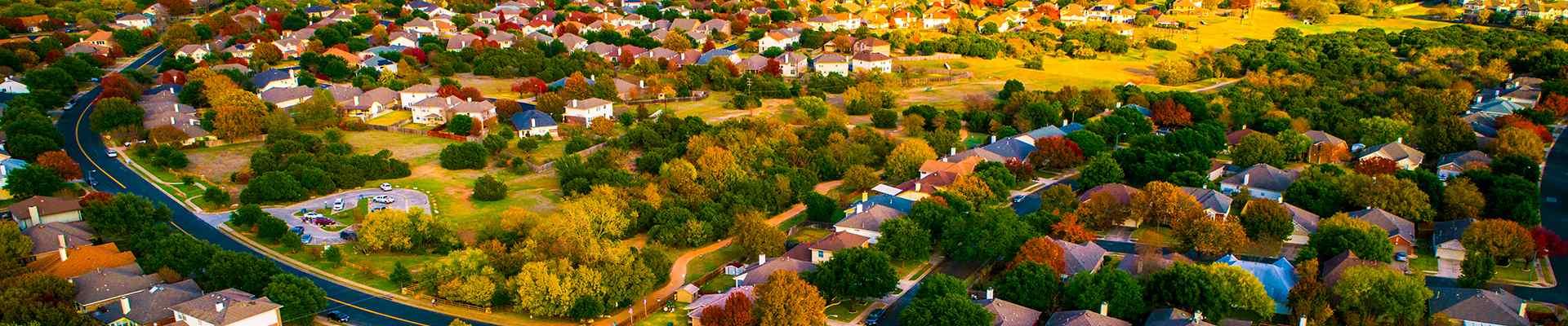 suburban homes in krum texas