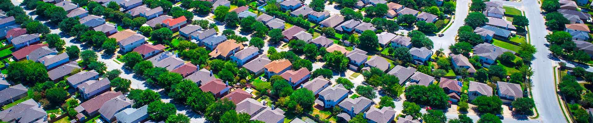 a suburban neighborhood in sachse texas