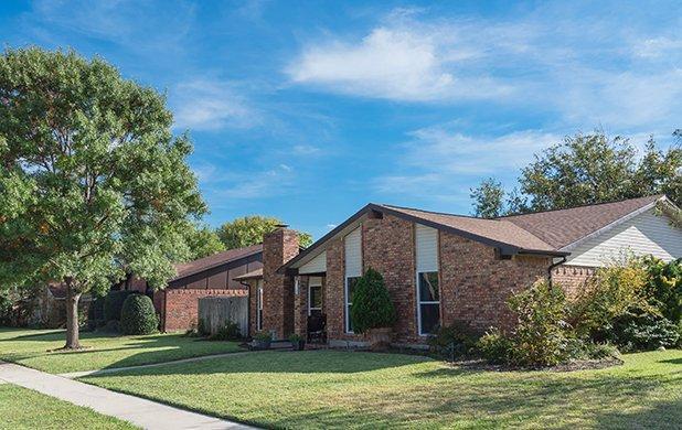 residential katy texas home