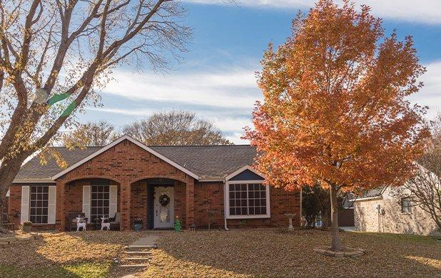 residential tomball texas home