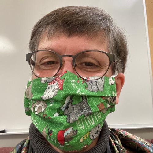 Mrs. Lawson, Educational Technician/Duty Monitor