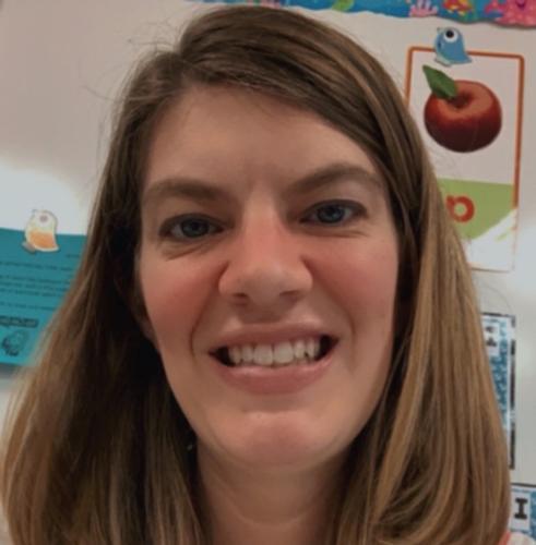 Ms. Gagnon, First Grade Teacher