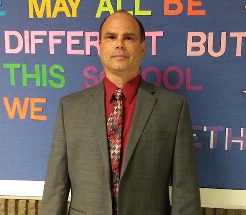 Mr. Acedo, Principal