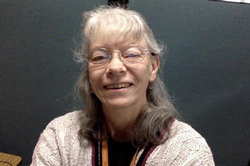 Mrs. Blanchard, Speech Telepractice Education Technician